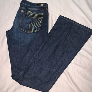 People's Liberation Jeans Bella Boot Cut